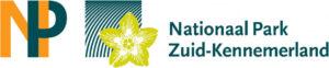 logo van het nationaal park zuid kennemerland, een partner van buitendag